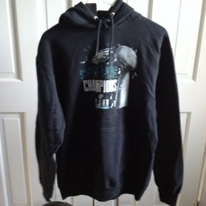 Philadelphia Eagles Super Bowl 52 sweat shirt